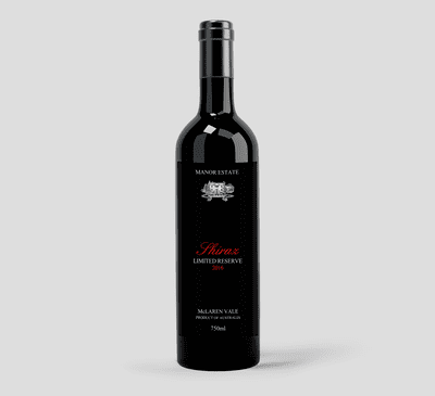 Buy 2016 Shiraz Limited Reserve Wines Online